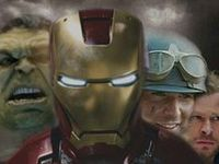 The Avengers, and other superheroes, but mostly Avengers