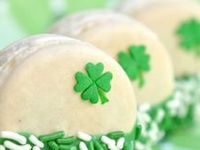 Ideas for making, baking and dressing on St Patrick's Day.