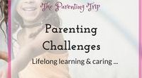 Parenting Challenges / Parenting toddlers, pre-schoolers, school-kids or teens is full of challenges: emotional roadblocks, tantrums, aggression, misbehaviours, learning problems, sleeping issues, separation anxieties, bullying and so forth - this board collects posts that inspire us parents to get through the rough patches to foster a lifelong strong & loving relationship with our children.