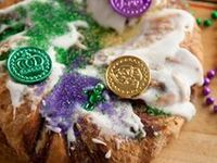 ... , New Orleans on Pinterest | Mardi Gras, King Cakes and Red Beans