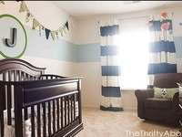 baby + nursery prep