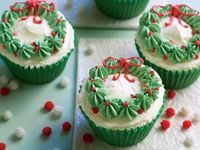 Christmas Cakes, Cookies & Cupcakes