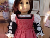18 inch doll 1600 Medieval/Renaissance