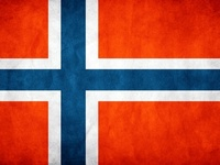 For Norway. Because I live there, in my soul, everyday; it fills my every thought; I'm homesick for a place I've never been. I am Norwegian, in my heart and soul.