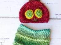 Loom knitting / Knitting