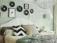 ... van een slaapkamer?] on Pinterest  Tes, Utrecht and Mint green walls