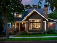 Home exteriors, home design, porches, exterior colors, landscaping,