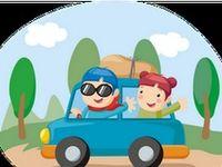 Travel Ideas for kids...