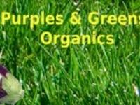 Organic produce delivery to your door step www.purplesandgreensorganics.weebly.com