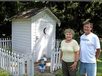 Outhouses of America