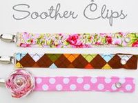 Sewing Projects - Baby Accessories