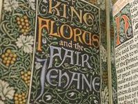 Pre-Raphaelite and Arts & Crafts movement interiors, furnishings, art. William Morris, Burne-Jones, Voyssey, Phillip Webb and others.