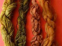 Needle Arts: Hand Dyeing