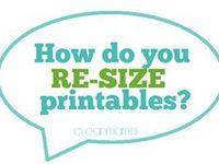 •printables•&•fonts•