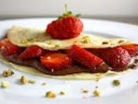 ... on Pinterest | Nutella Crepes, Nutella Milkshake and Strawberries