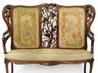 *Interior Design: Art Nouveau Warmth