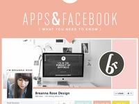 Business + Blogging
