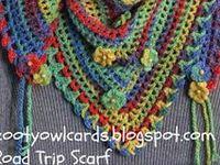 Crochet Shawls-Scarfs-Cowls-Ponchos