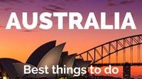 Things to do in Australia / Discover the best things to do in Australia.