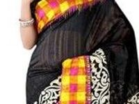 Appealing Art Silk Beauties ... / Featuring #Beautiful and #Designer #Bhagalpuri #artsilk sarees