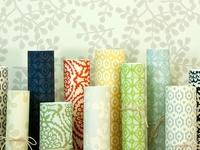 Fabric, Wallpaper, rugs & tile