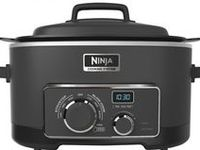 Mainly crockpot recipes but I use my Ninja Cooking System for them all!