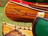 Canoes and Paddles