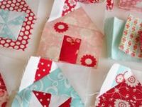 SEWING - quilting & patchwork