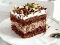 Polish cakes / Layers of goodness