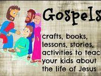 Gospel activities for kids Gospel crafts