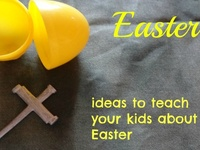 Christ centered Easter activities