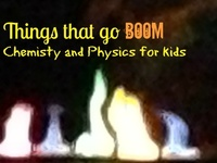 teaching chemistry and physics to kids.