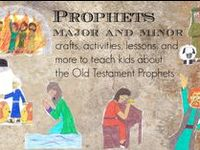 Teach your kids about the Old Testament books of the Prophets