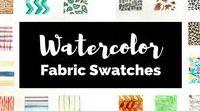 Skillshare- Fabric Swatches