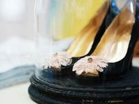 Fun ways to store and display those beautiful shoes!!! DIY or find fun pieces around your area!!