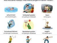 66 Best Deutsch Lernen Wortschatz Images On Pinterest