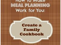 Recipes to try for our weekly plan