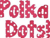 Polka Dot. on Pinterest | Polka Dots, Dots and Pink Polka Dots