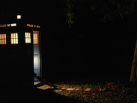 Everything to do with the best Time Machine in the Universe.