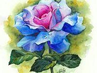 4 • Watercolor Artworks