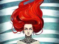 3 • Original Artworks / Illustrations, Concept-Art, Original Characters, Fantasy  by Natali Hall
