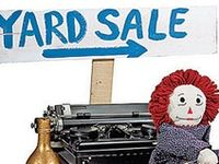 All items are located in El Dorado Springs, Missouri 64744. And our email address is drp@centurytel.net , phone number (417) 876-9525. We usually have one huge yard sale once per year and will be posting the next date when winter is over. Most items are pick up only Cash or Local Check. If there is something that we could send in the mail, Postal Money Orders (purchased from U.S.P.S.) or PayPal is the best and safe way to send money. Our next sale should be in May 2013, days to be posted.