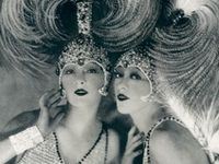 vintage beauties - dancers & showgirls