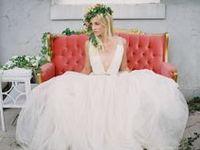 Wedding gowns/bridesmaid