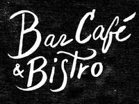 Bar Cafe´ & Bistro