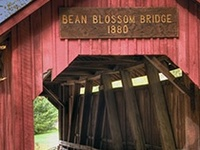 Covered bridges and Mills