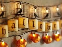 Halloween - Decor, food, & activities.