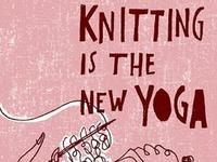 knitting ~ yarn ~ spinning