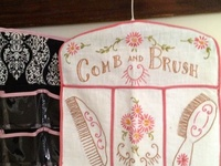 Sew, Embroider, Quilt or anything that involves a needle & thread
