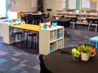 Classroom/School Design / Anything having to do with the physical arrangement & decor of the classroom or school